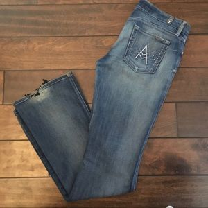 7 For All Mankind Jeans A Pocket 30